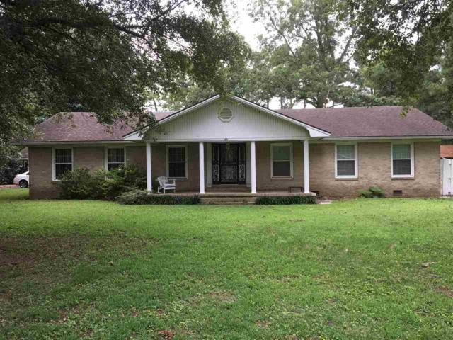 601 W Drew Ave., Monette, AR 72447 (MLS #10076595) :: Halsey Thrasher Harpole Real Estate Group