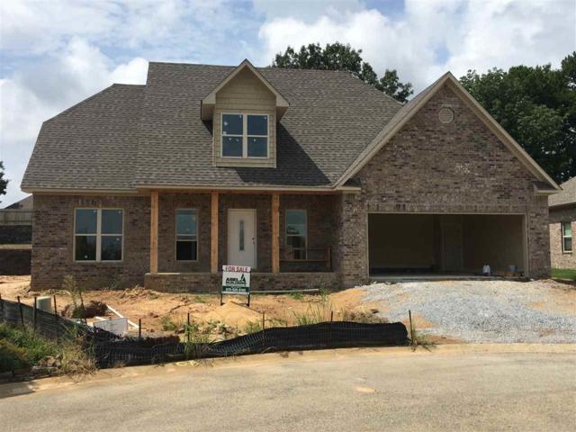 3125 Sistine Chapel Circle, Jonesboro, AR 72404 (MLS #10076645) :: REMAX Real Estate Centre
