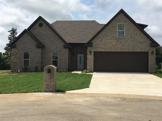 1039 Mark Circle, Jonesboro, AR 72404 (MLS #10076646) :: REMAX Real Estate Centre