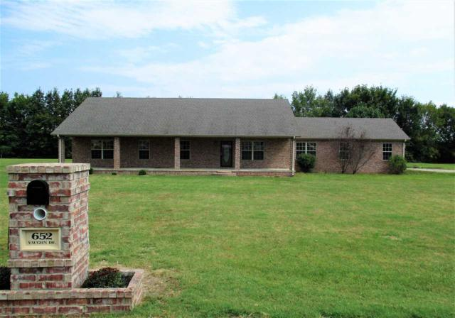 652 Vaughn Dr, Paragould, AR 72450 (MLS #10076956) :: Halsey Thrasher Harpole Real Estate Group