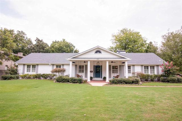 615 Melody, Jonesboro, AR 72401 (MLS #10076972) :: Halsey Thrasher Harpole Real Estate Group