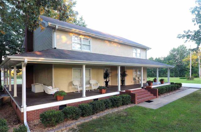 27 Cr 950, Brookland, AR 72417 (MLS #10077018) :: Halsey Thrasher Harpole Real Estate Group