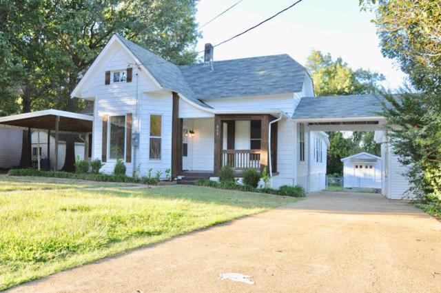 808 W Strawn, Jonesboro, AR 72401 (MLS #10077230) :: Halsey Thrasher Harpole Real Estate Group