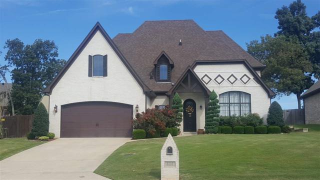 2232 Williamsburg, Jonesboro, AR 72404 (MLS #10077373) :: Halsey Thrasher Harpole Real Estate Group