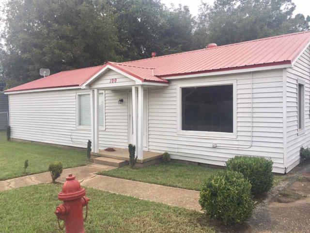 100 W Jackson Ave, Harrisburg, AR 72432 (MLS #10077379) :: Halsey Thrasher Harpole Real Estate Group