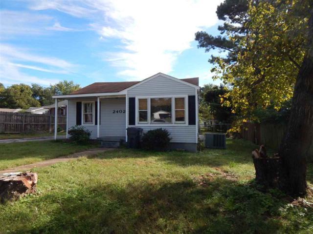 2402 Circle Drive, Jonesboro, AR 72401 (MLS #10077380) :: Halsey Thrasher Harpole Real Estate Group