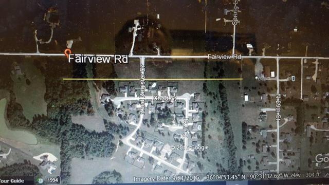 LOT 64 Register Estates Iii, Paragould, AR 72450 (MLS #10077425) :: Halsey Thrasher Harpole Real Estate Group