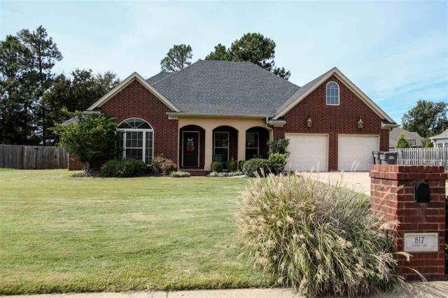 817 Laura Lea, Jonesboro, AR 72401 (MLS #10077450) :: Halsey Thrasher Harpole Real Estate Group