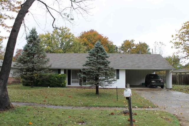 1400 Rosemond, Jonesboro, AR 72401 (MLS #10077588) :: Halsey Thrasher Harpole Real Estate Group