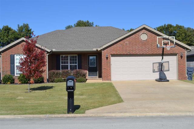 6016 Whitecliff Dr., Jonesboro, AR 72401 (MLS #10077592) :: Halsey Thrasher Harpole Real Estate Group