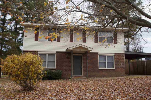 416 Marshall, Jonesboro, AR 72401 (MLS #10077875) :: Halsey Thrasher Harpole Real Estate Group