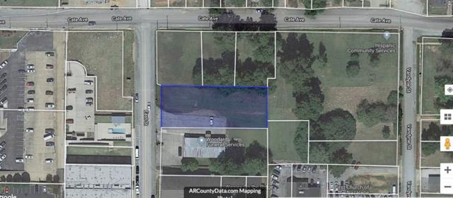 .42 Acres East St, Jonesboro, AR 72401 (MLS #10077890) :: Halsey Thrasher Harpole Real Estate Group