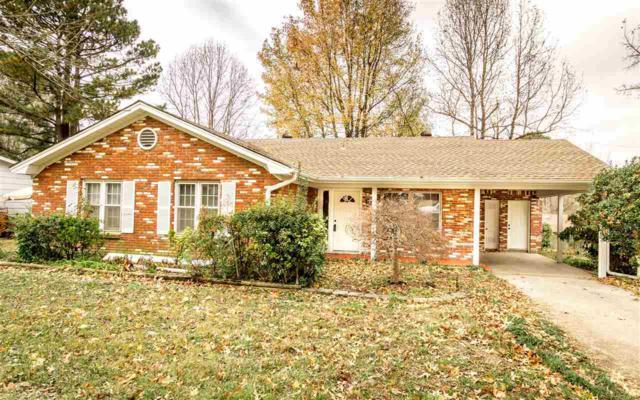 1817 Crestview St, Jonesboro, AR 72401 (MLS #10077908) :: Halsey Thrasher Harpole Real Estate Group