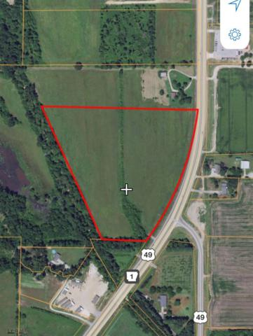 Lot 3 Hwy 49 N, Brookland, AR 72417 (MLS #10077936) :: Halsey Thrasher Harpole Real Estate Group