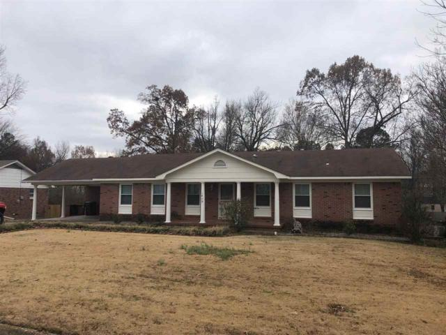 1409 Locust, Jonesboro, AR 72401 (MLS #10077974) :: Halsey Thrasher Harpole Real Estate Group