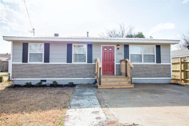 504 Wayne St., Trumann, AR 72472 (MLS #10077990) :: Halsey Thrasher Harpole Real Estate Group