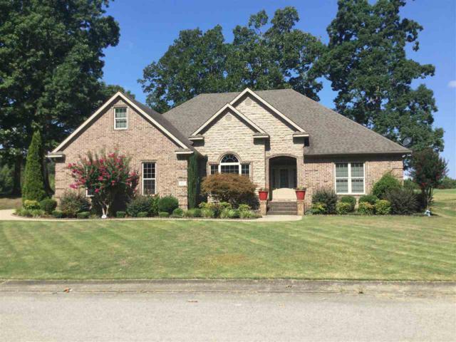 3217 Sage Oaks Cv, Jonesboro, AR 72401 (MLS #10078012) :: Halsey Thrasher Harpole Real Estate Group