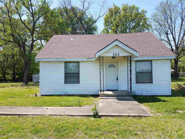 313 S Front St., Fisher, AR 72429 (MLS #10078149) :: Halsey Thrasher Harpole Real Estate Group
