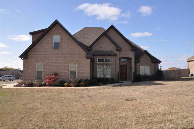 2401 Flatrock Trail, Jonesboro, AR 72404 (MLS #10078295) :: Halsey Thrasher Harpole Real Estate Group
