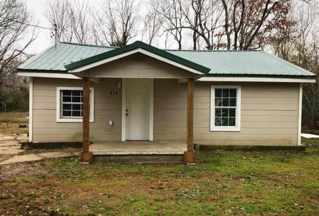 820 Warren Street, Jonesboro, AR 72401 (MLS #10078527) :: Halsey Thrasher Harpole Real Estate Group