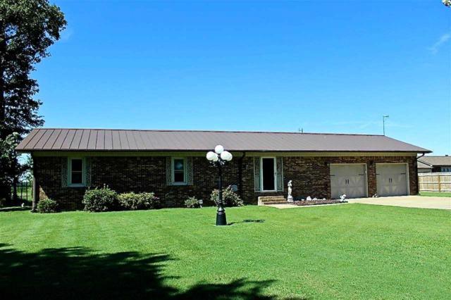 2009 Hwy 230 E, Brookland, AR 72417 (MLS #10078657) :: Halsey Thrasher Harpole Real Estate Group