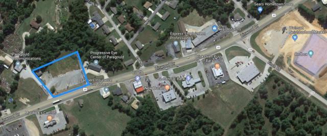 2201 Linwood Drive, Paragould, AR 72450 (MLS #10078678) :: Halsey Thrasher Harpole Real Estate Group