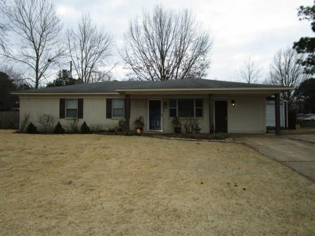 233 Clifton Dr, Wynne, AR 72396 (MLS #10078680) :: Halsey Thrasher Harpole Real Estate Group