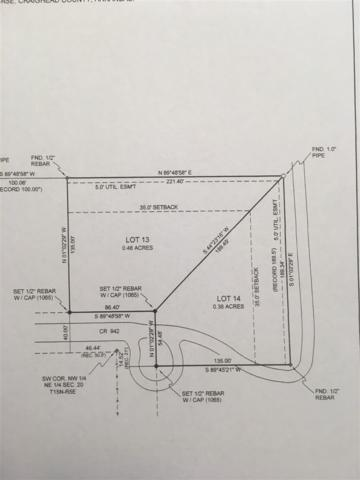 Lot 14 County Road 942, Brookland, AR 72417 (MLS #10078726) :: Halsey Thrasher Harpole Real Estate Group