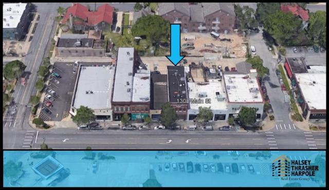 1308 Main Street, Little Rock, AR 72202 (MLS #10078774) :: Halsey Thrasher Harpole Real Estate Group