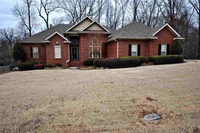 822 Rolling Forest Dr, Jonesboro, AR 72401 (MLS #10078931) :: Halsey Thrasher Harpole Real Estate Group