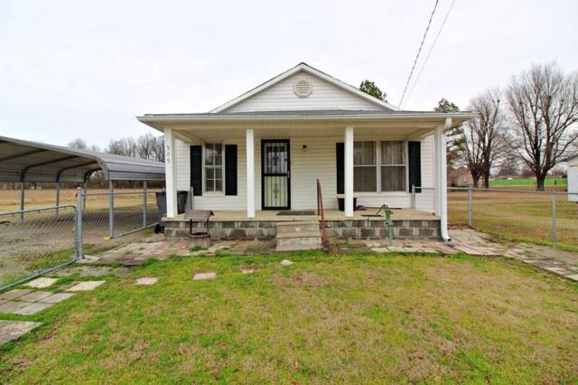 509 E Darling, Paragould, AR 72450 (MLS #10079045) :: Halsey Thrasher Harpole Real Estate Group