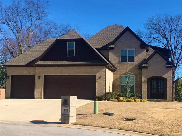 1121 Lilac Garden, Jonesboro, AR 72401 (MLS #10079056) :: Halsey Thrasher Harpole Real Estate Group