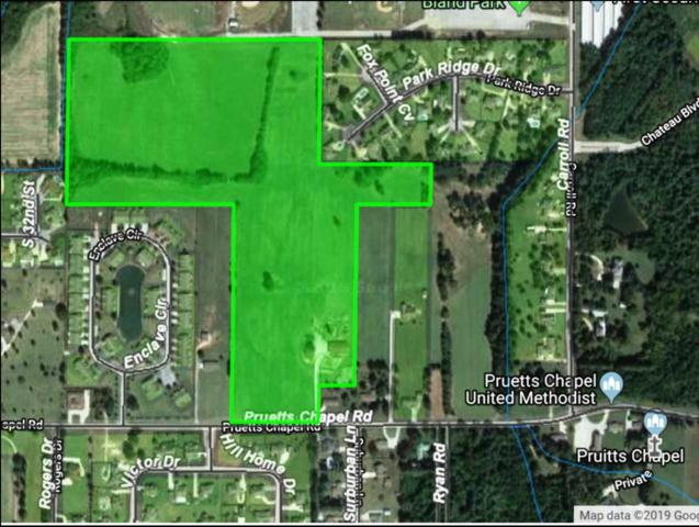000 Corner Lots, Paragould, AR 72450 (MLS #10079066) :: Halsey Thrasher Harpole Real Estate Group