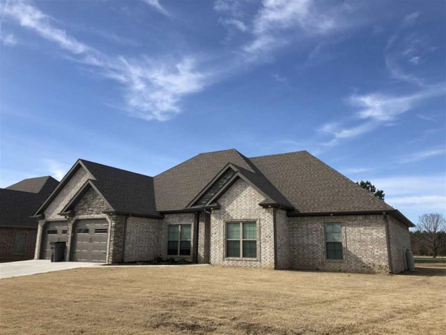 804 S 39th St, Paragould, AR 72450 (MLS #10079151) :: Halsey Thrasher Harpole Real Estate Group