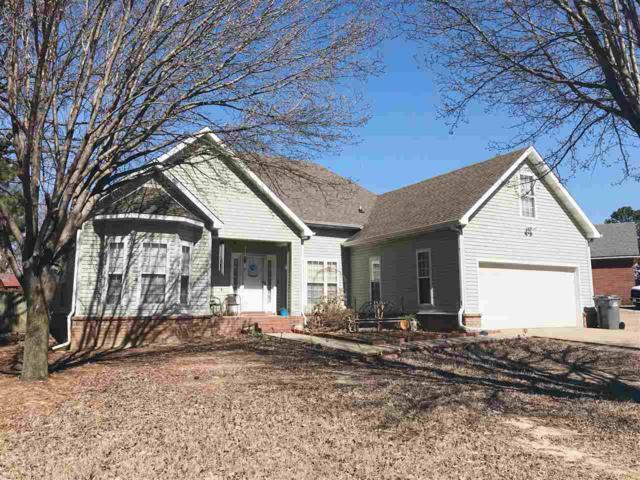 3504 Burdyshaw Drive, Jonesboro, AR 72401 (MLS #10079384) :: Halsey Thrasher Harpole Real Estate Group