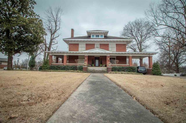 603 W Washington Avenue, Jonesboro, AR 72401 (MLS #10079394) :: Halsey Thrasher Harpole Real Estate Group