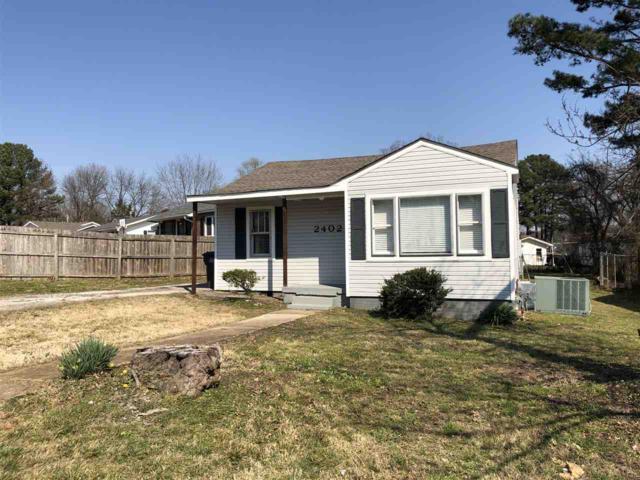 2402 Circle Drive, Jonesboro, AR 72401 (MLS #10079720) :: Halsey Thrasher Harpole Real Estate Group