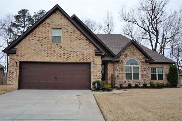 815 Smithfield Drive, Jonesboro, AR 72401 (MLS #10079803) :: Halsey Thrasher Harpole Real Estate Group