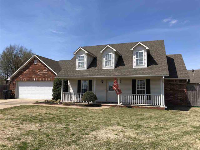 3701 Covington Cv, Jonesboro, AR 72404 (MLS #10079979) :: Halsey Thrasher Harpole Real Estate Group
