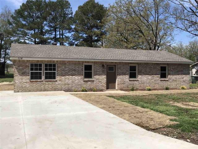 114 Oak Meadow Circle, Brookland, AR 72417 (MLS #10080024) :: Halsey Thrasher Harpole Real Estate Group