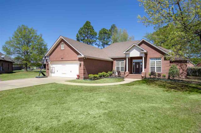817 Gloucester Cove, Jonesboro, AR 72401 (MLS #10080061) :: Halsey Thrasher Harpole Real Estate Group