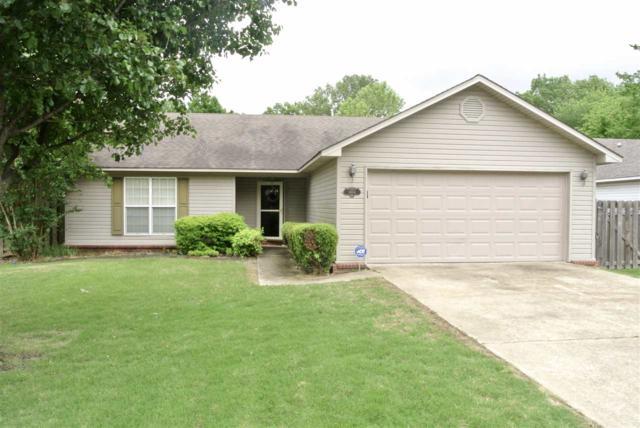 1404 Crepe Myrtle, Jonesboro, AR 72401 (MLS #10080529) :: Halsey Thrasher Harpole Real Estate Group