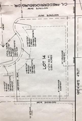 LOT 14 Jamestown Phase Iv, Jonesboro, AR 72404 (MLS #10080661) :: Halsey Thrasher Harpole Real Estate Group