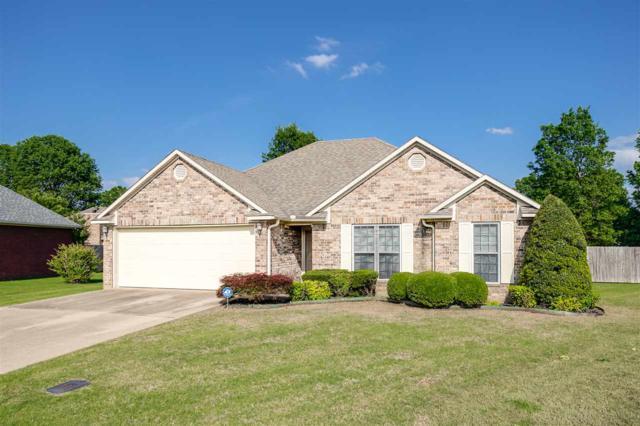 105 Newbury, Jonesboro, AR 72401 (MLS #10080699) :: Halsey Thrasher Harpole Real Estate Group