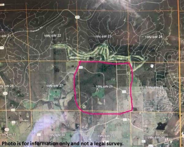 200 Acres Yankton Road, Highland, AR 72515 (MLS #10080751) :: Halsey Thrasher Harpole Real Estate Group