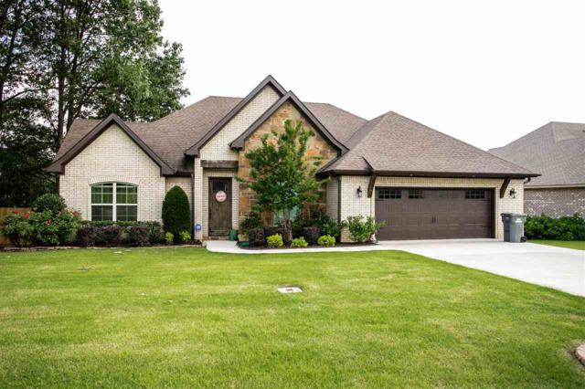 2229 Williamsburg Drive, Jonesboro, AR 72404 (MLS #10080779) :: Halsey Thrasher Harpole Real Estate Group
