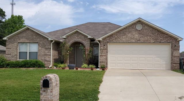 115 Emma Dr, Brookland, AR 72417 (MLS #10080783) :: Halsey Thrasher Harpole Real Estate Group