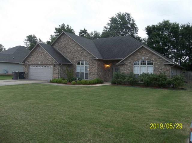 4813 Lonoke Lane, Jonesboro, AR 72404 (MLS #10080807) :: Halsey Thrasher Harpole Real Estate Group