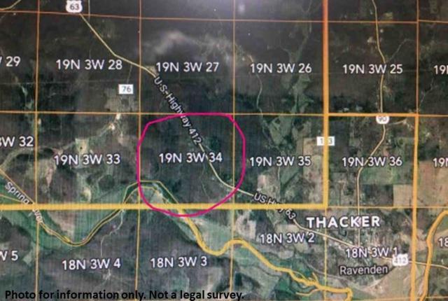 119.54 Acres Hwy 63, Ravenden, AR 72415 (MLS #10080820) :: Halsey Thrasher Harpole Real Estate Group
