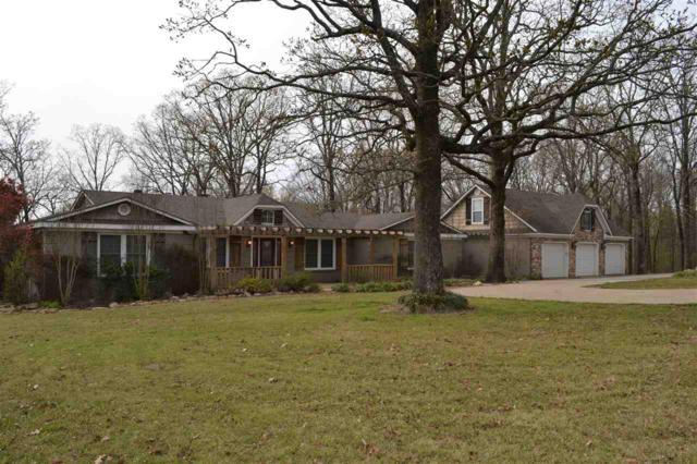 2924 Woodsprings Rd, Jonesboro, AR 72404 (MLS #10080834) :: Halsey Thrasher Harpole Real Estate Group